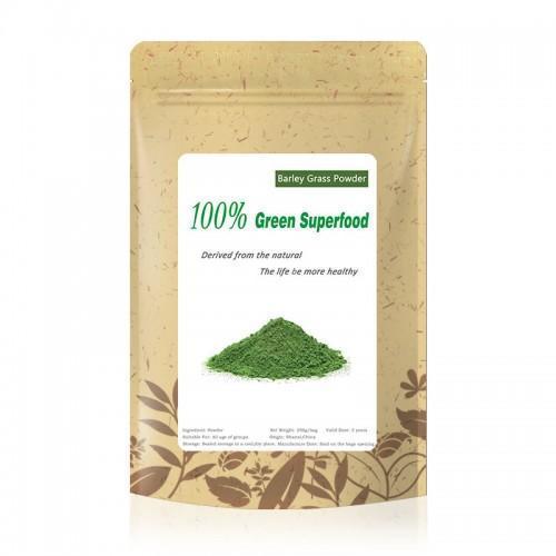 Green Superfood Barley Grass Powder