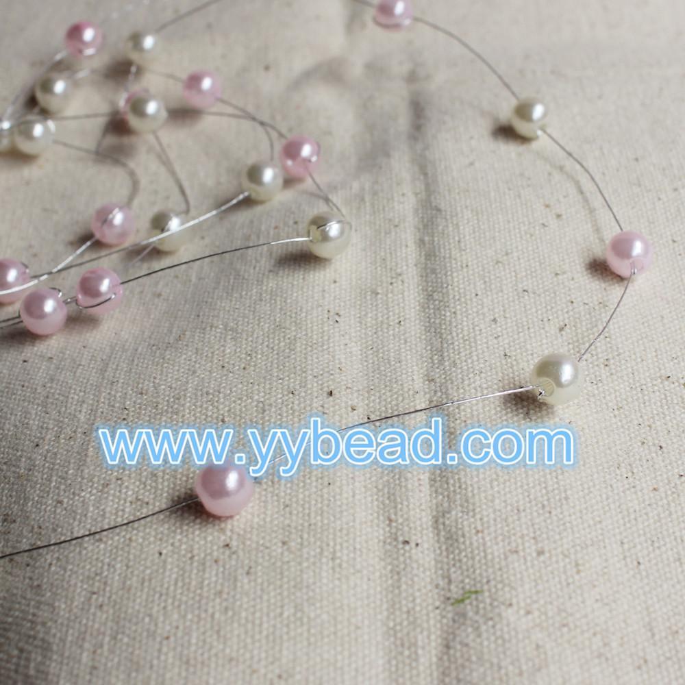 Buy cheap Wedding Beaded Crown-XFD popular women pearl beaded head hair wreath store from Wholesalers