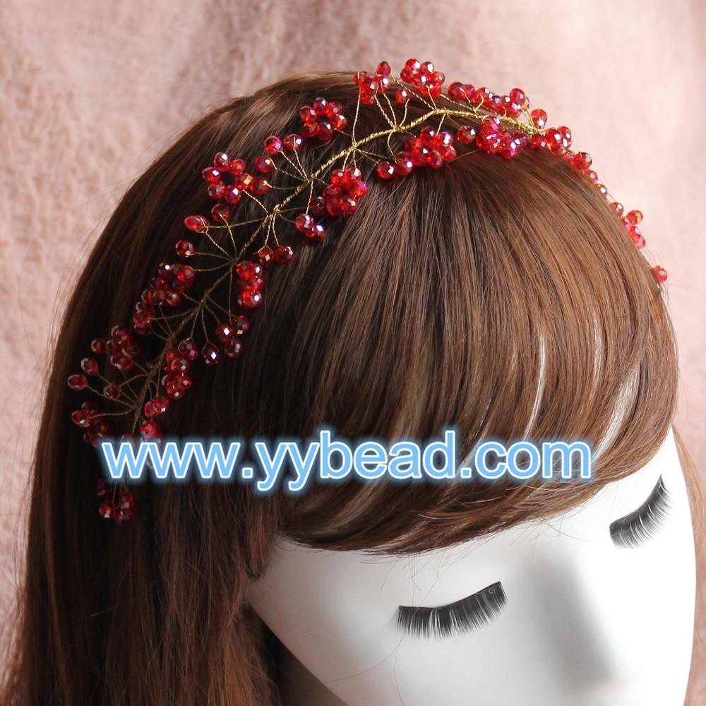 Buy cheap Wedding Beaded Crown-XFD beautiful kids flower art wreath for festive dcor from Wholesalers