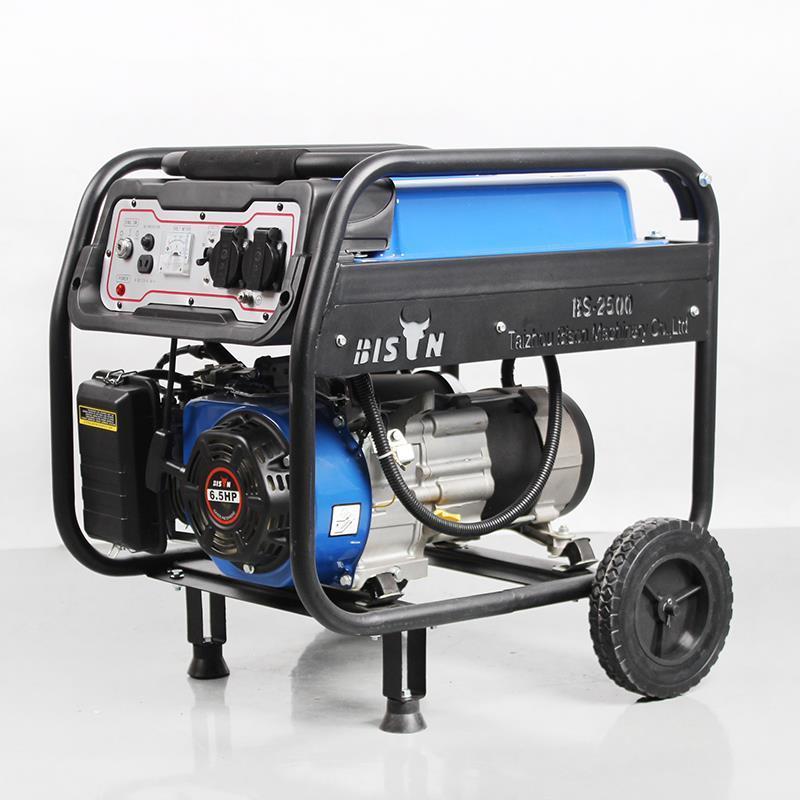 Quiet Standby Generators