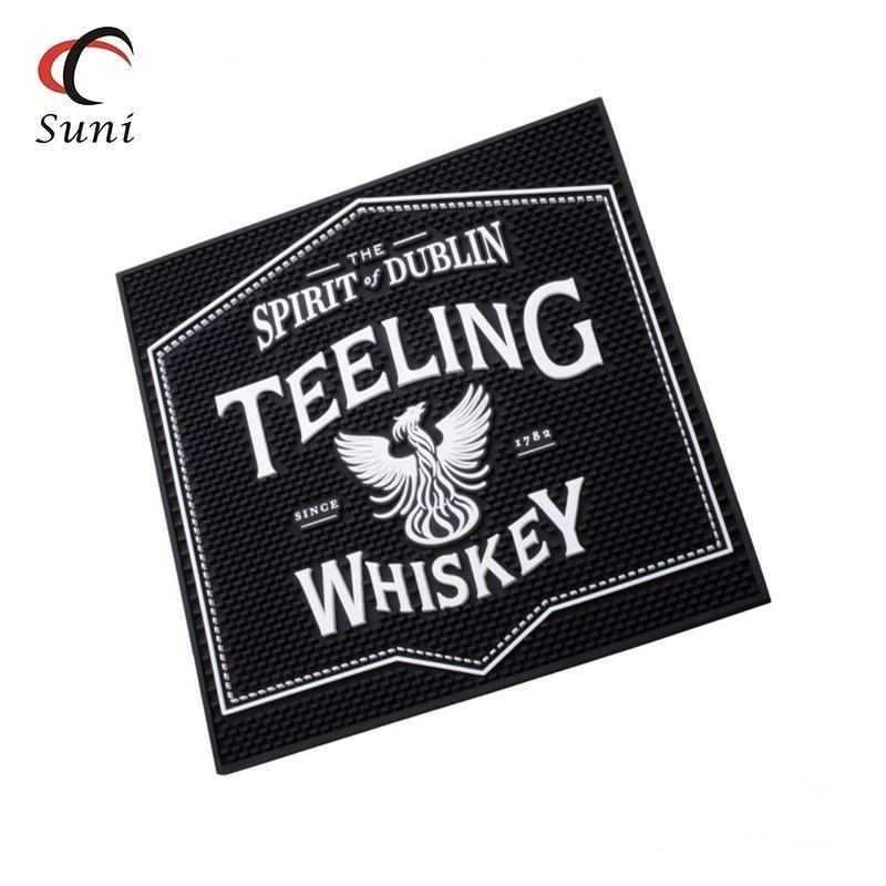 Buy cheap Custom Whiskey Bar Mat,Rubber Bar Mat from Wholesalers