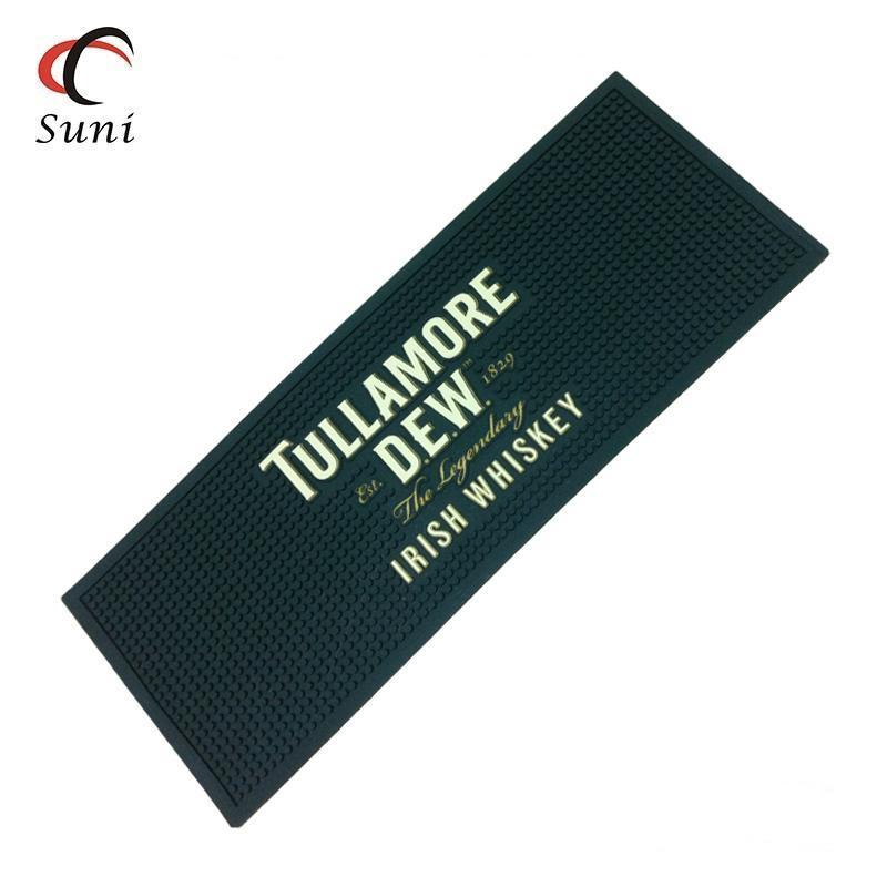 Buy cheap Tullamore D.E.W Irish Whiskey Bar Mat from Wholesalers