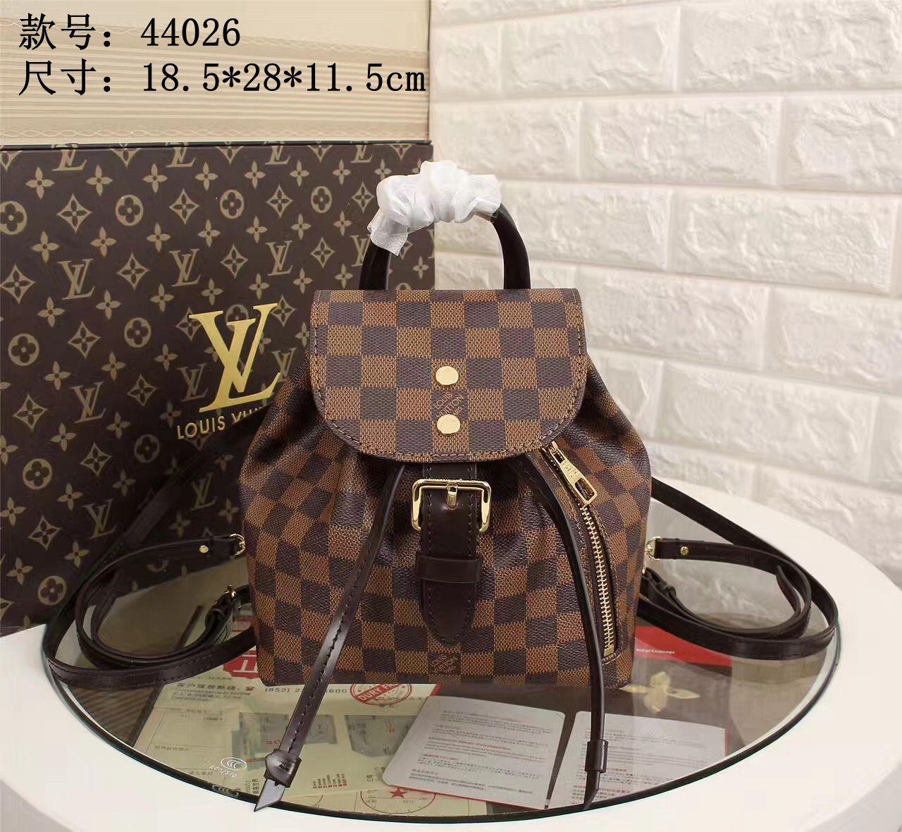 Buy cheap wholesale 2018 new bags handbags LV Bag LV Handbag Belt LV Purse from Wholesalers