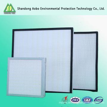 100% Cotton/Oil Absorption Felt Good market HEPA air filter manufacturer/HEPA filter media