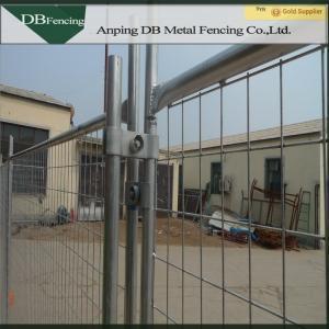 China Australia standard galvanized temporary hoarding fence on sale