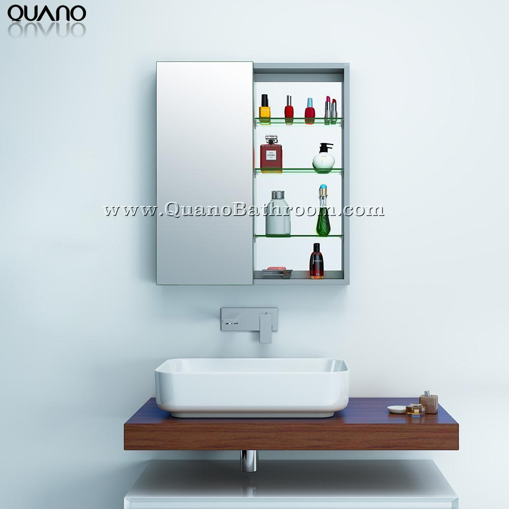 China Bathroom Vanity Mirrored Cabinet on sale